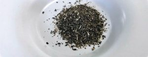 Cordyceps green tea